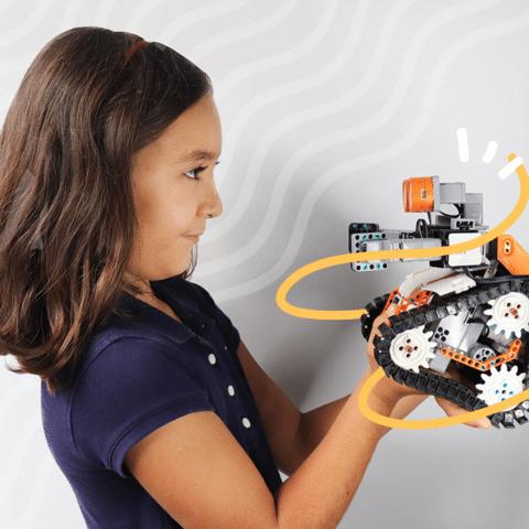 Cómo Motivar a los Niños a Que Formen Parte del Mundo de la Robótica