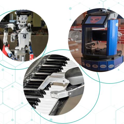 7 Robots Mexicanos que Triunfaron a Nivel Mundial