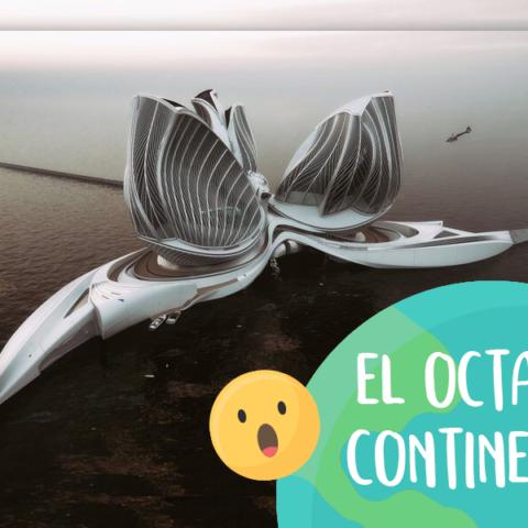 El Octavo Continente, Capaz de Limpiar los Océanos
